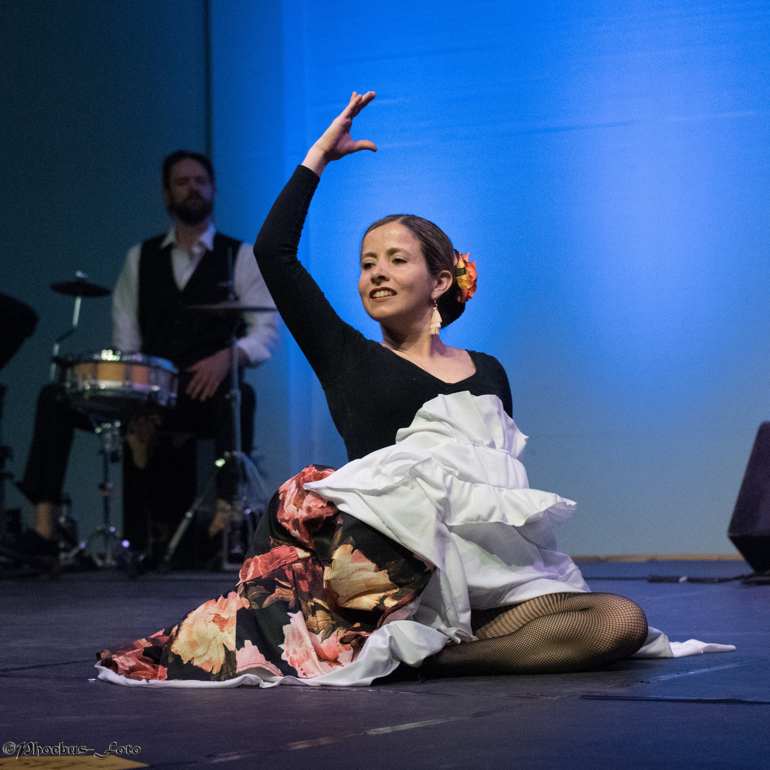 FERIA DE PORTLAND 2019  The students of Semilla Flamenca were part of the Feria Flamenca in Portland, as well as their teacher, who was part of the final show with amazing special guests.