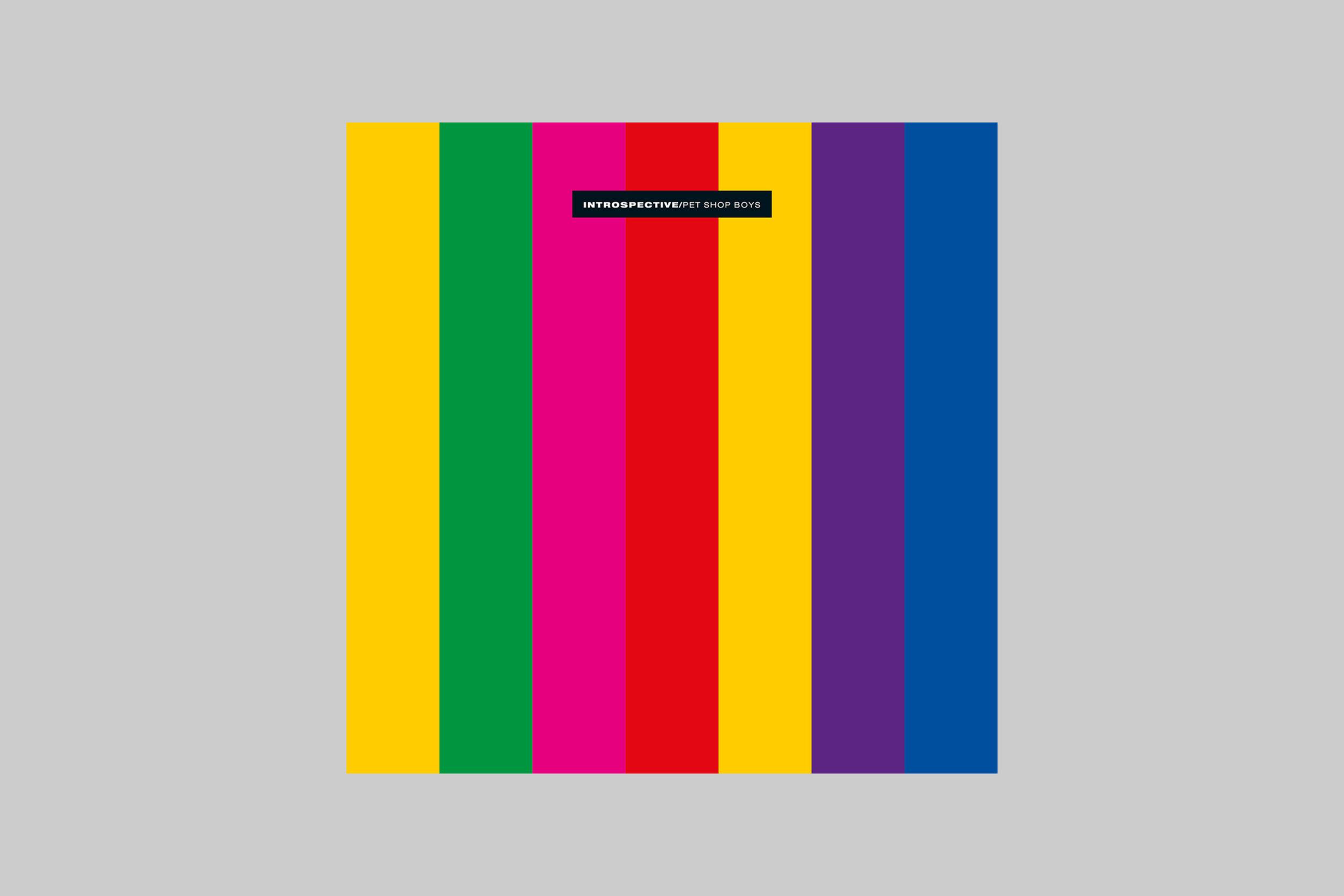 Introspective  - 1988 - Design by Farrow
