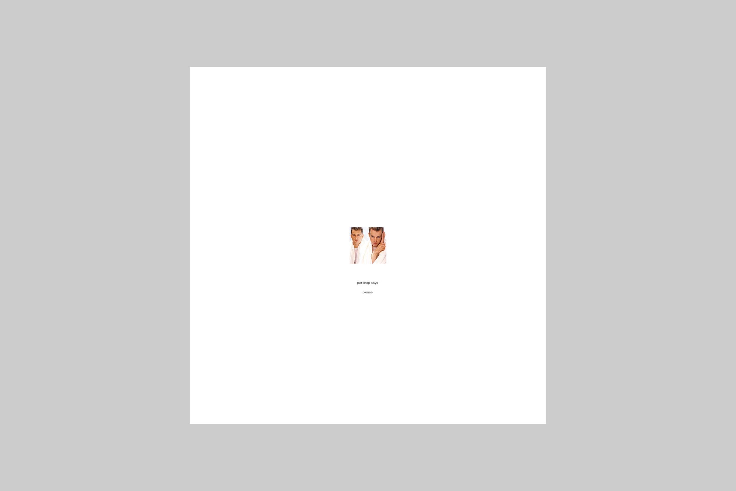 Please  - 1986 - Design by Farrow