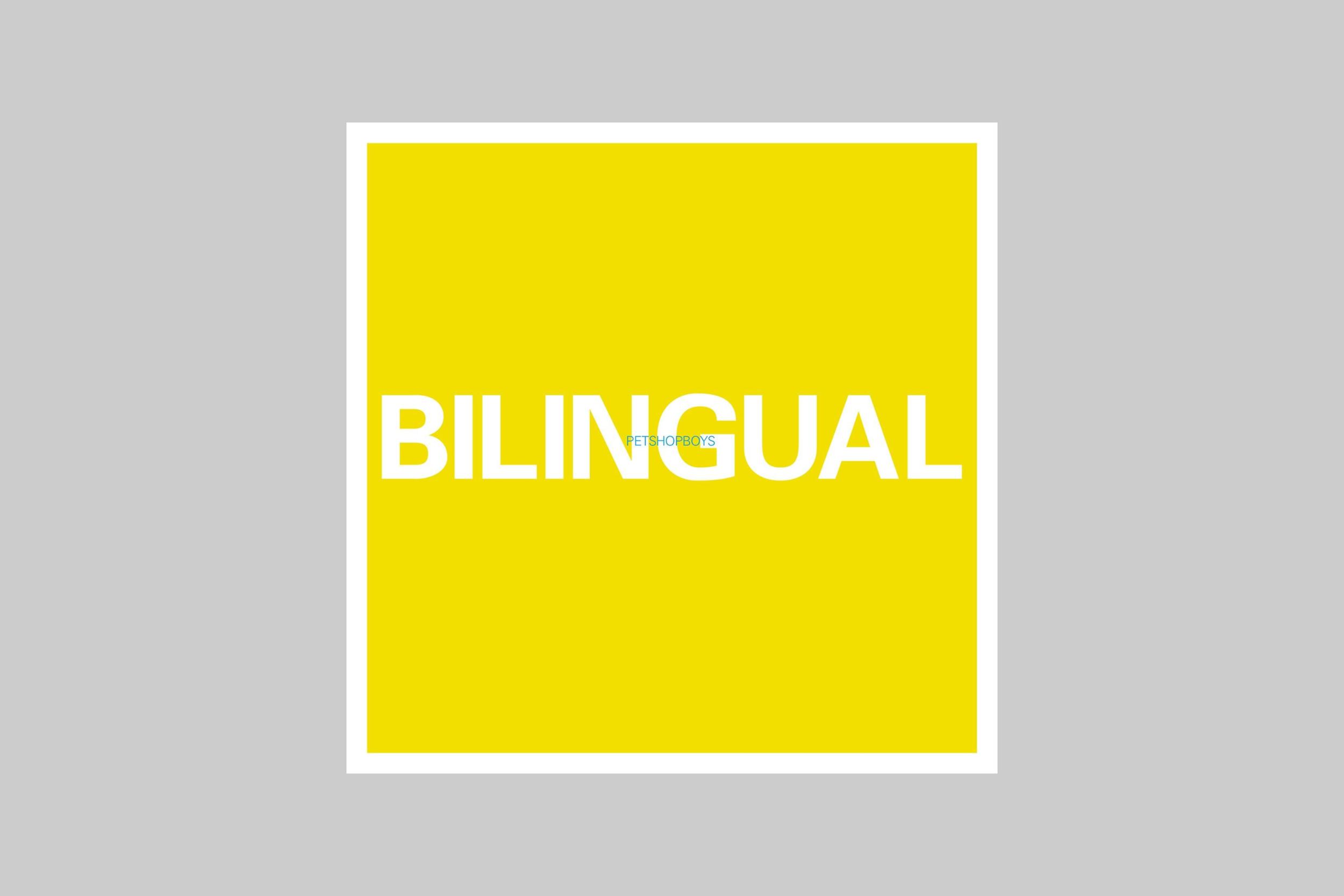 Bilingual  - 1996 - Design by Farrow