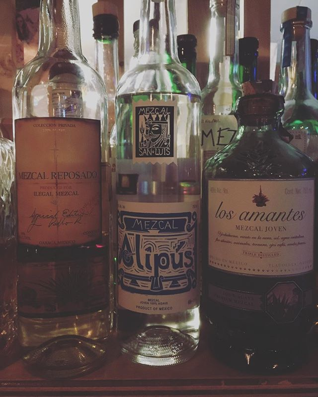We are open, and pouring 50% off shots of tequila and mezcal all night! We will be closed tomorrow for the holiday.
