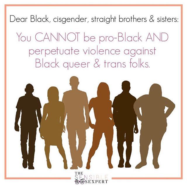 🗣 A whole ass message! Thank you, @thesensiblesexpert.