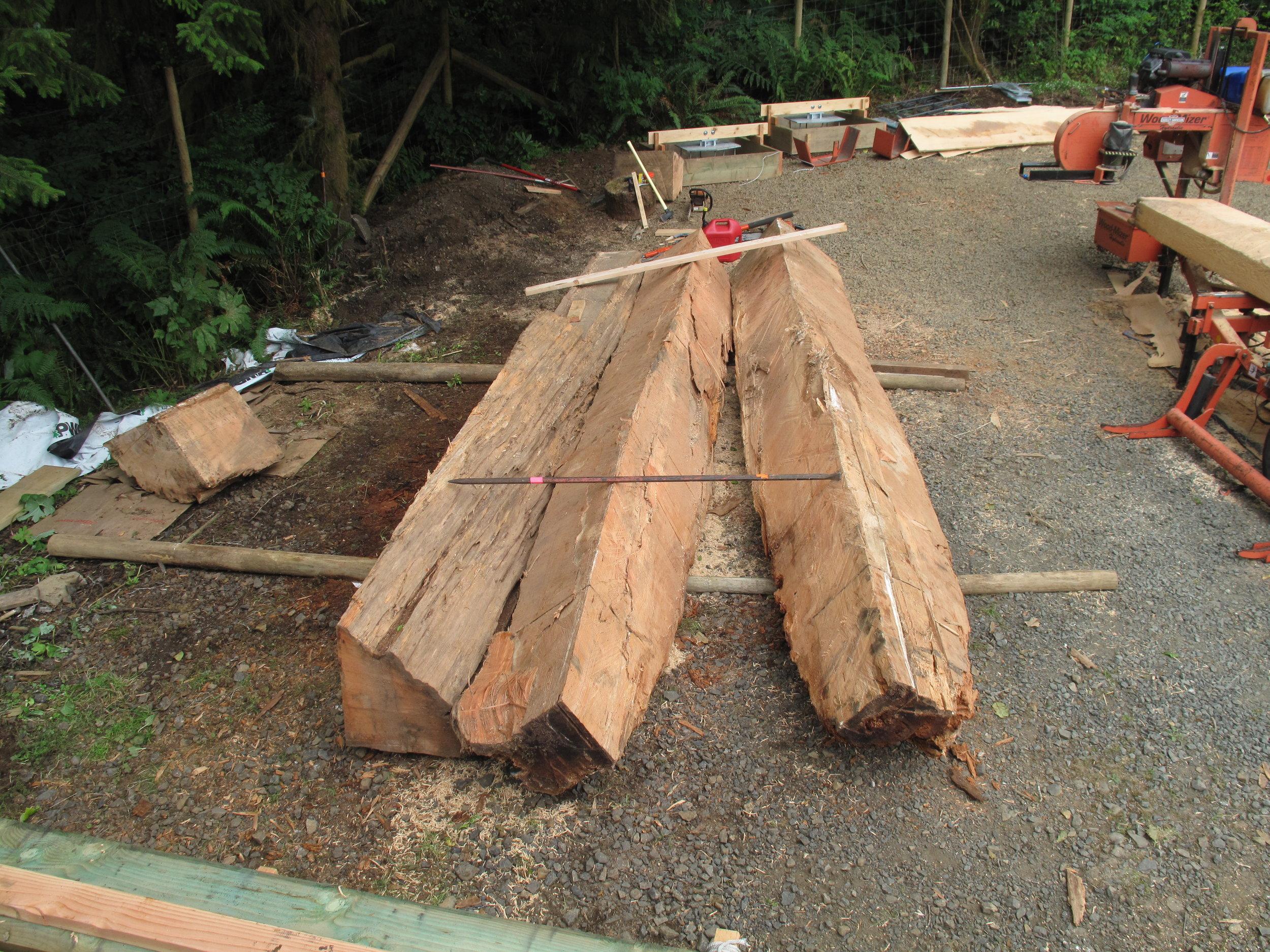 Log in Quarters