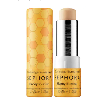 Sephora Collection Honey lip Scrub $8 CAD