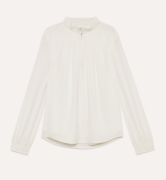 Billow-y Blouse