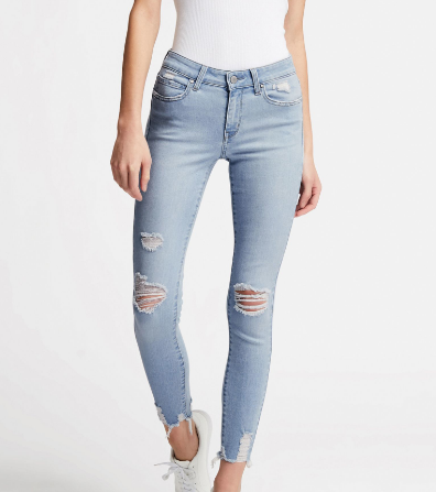 Uniqlo Extra Stretch Jeans
