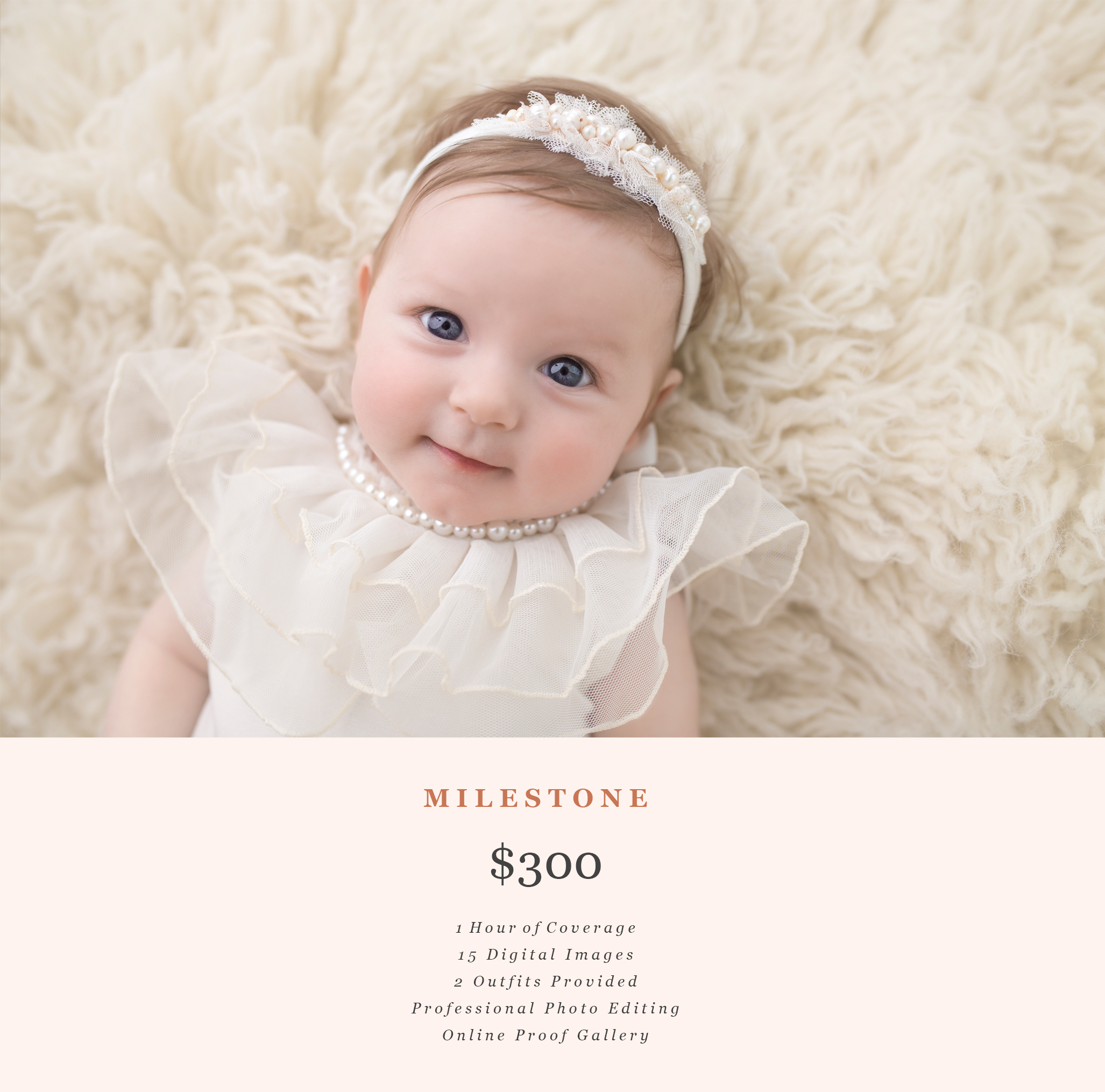 fayetteville photographer, nc, milestone session, baby photographer, pricing, pricing guide