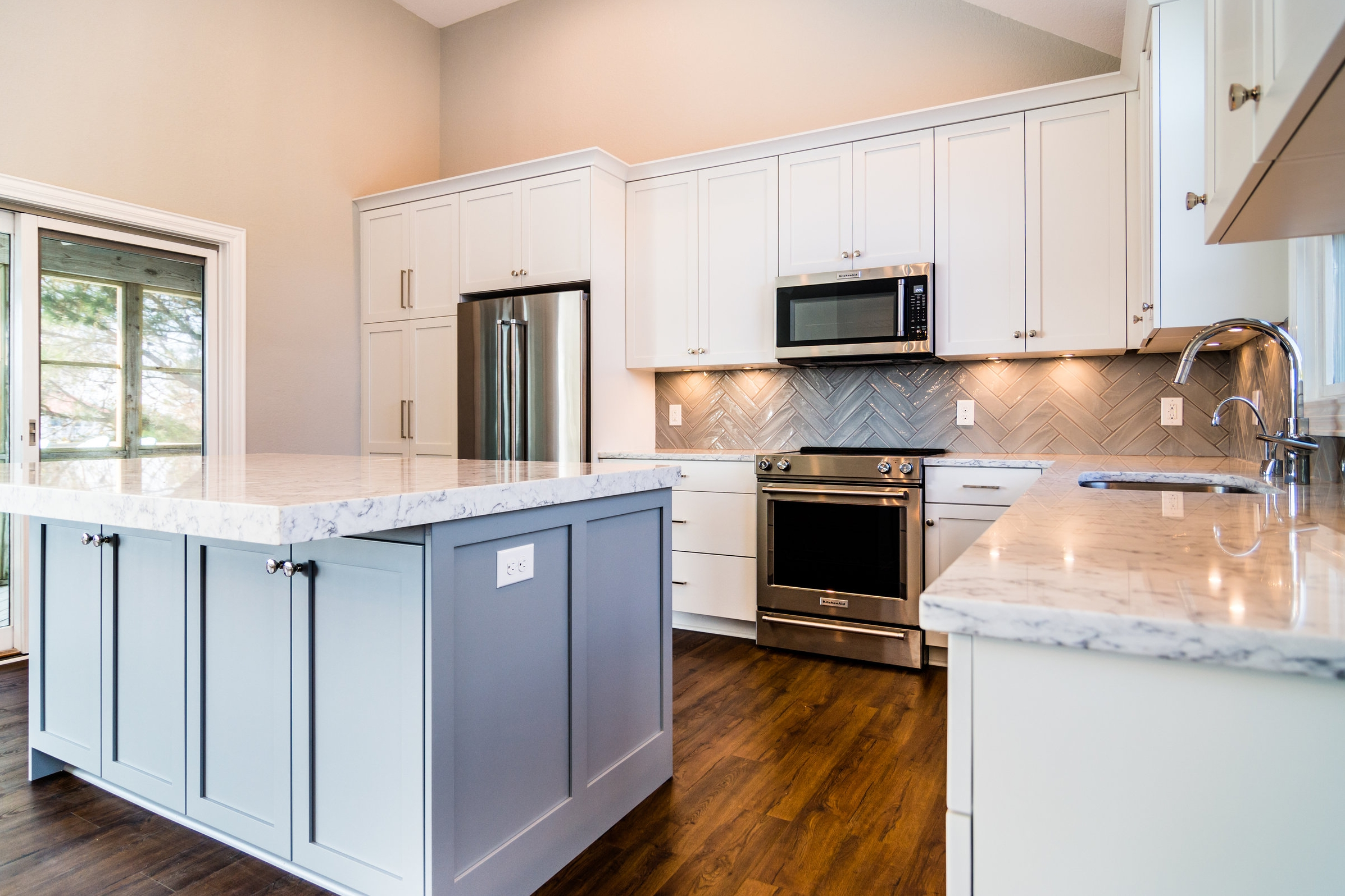 Your Dream - Design your semi-custom or custom home with our design-to-build team.