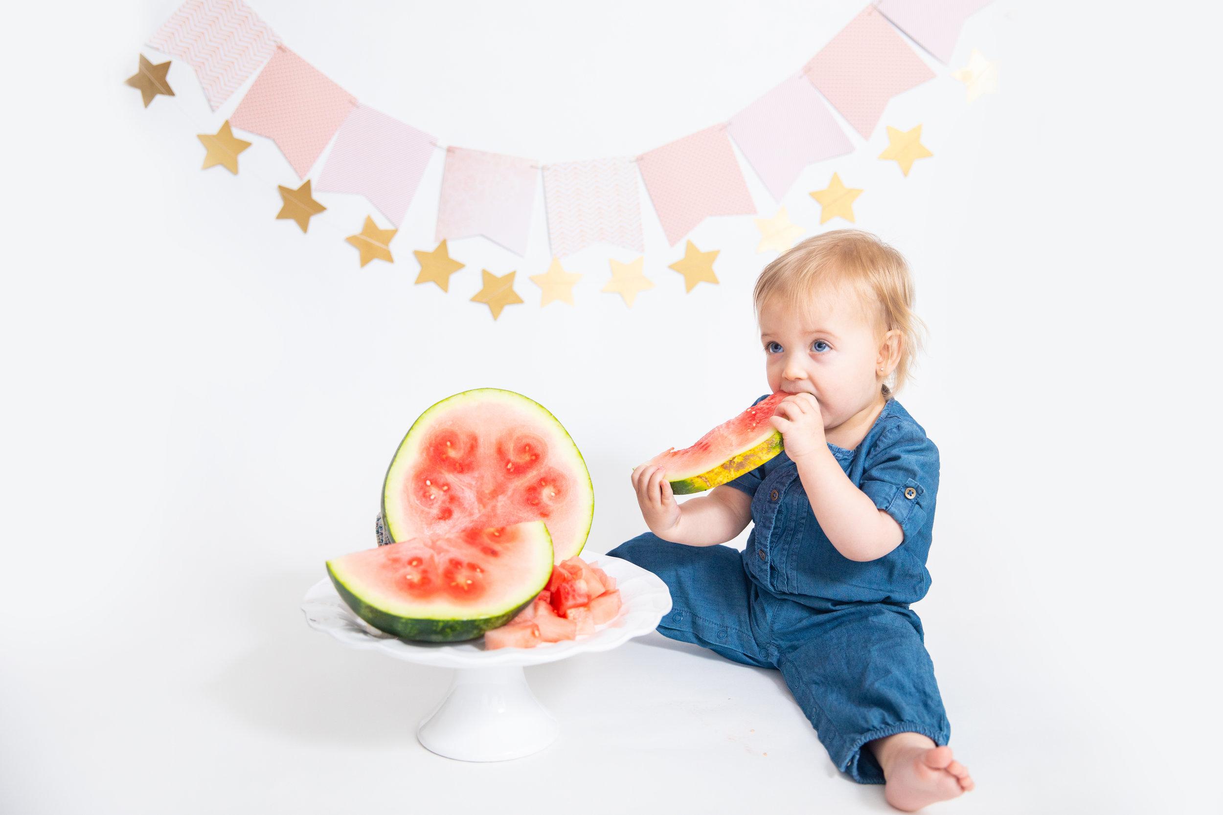 Watermelon Cake Smash Cornwall Ontario More Than A Moment Studios