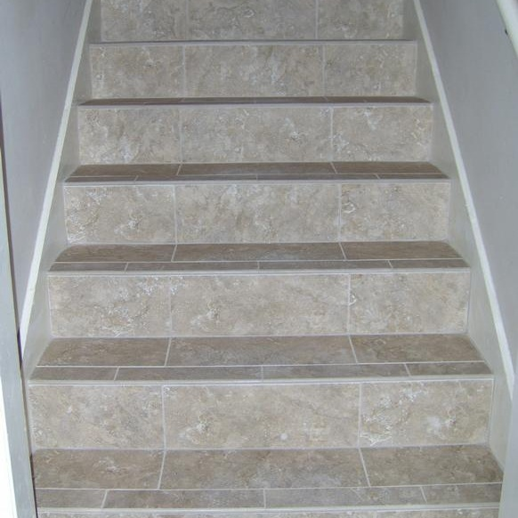 Tiling Stairs Tile Direct