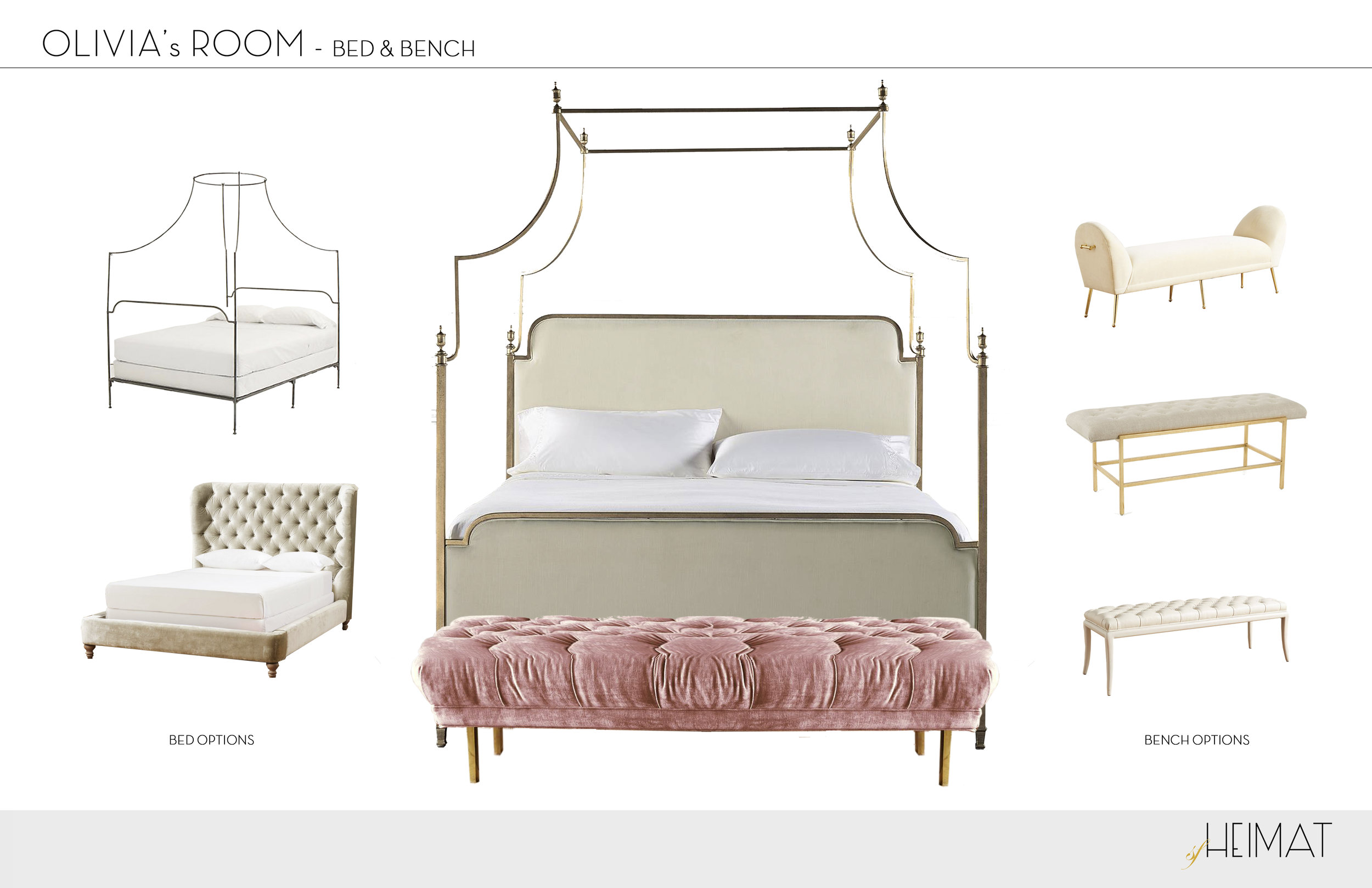 OLIVIA'S ROOM - BED _ BENCH OPTIONS.jpg