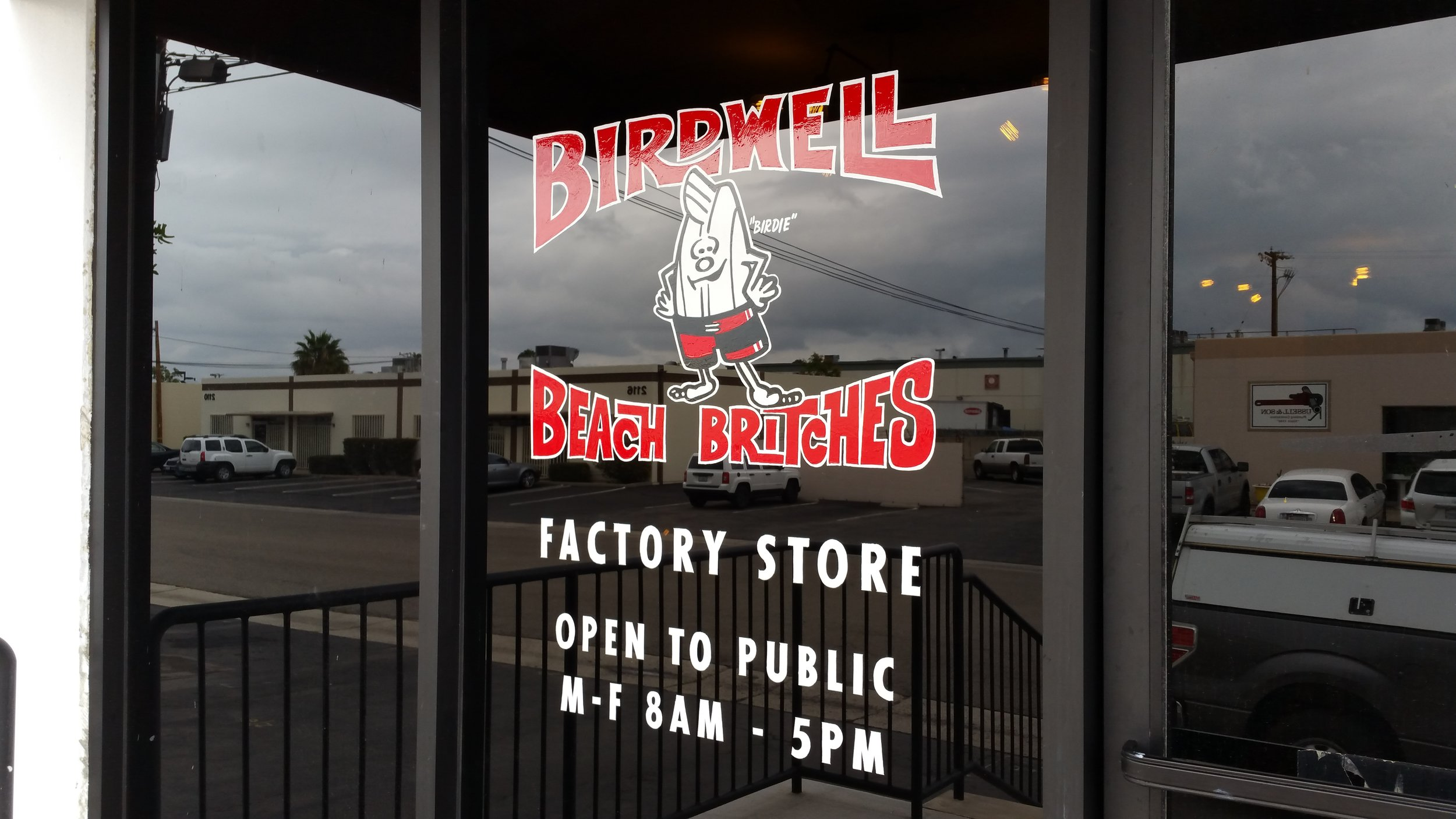 Birdwell Beach Britches Factory Store