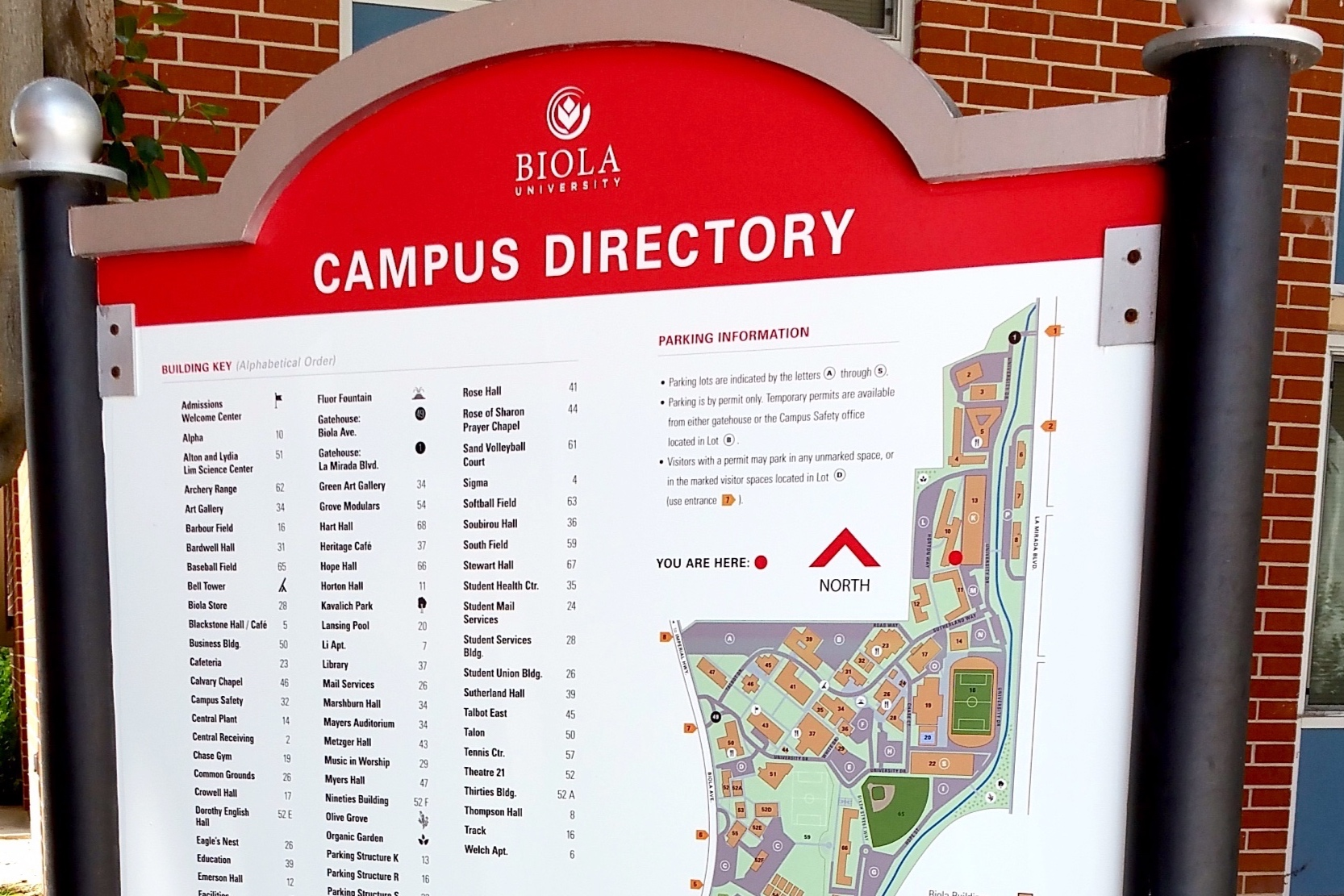 FACILITY SIGNS, DIRECTORY SIGNS, ADA SIGNS -
