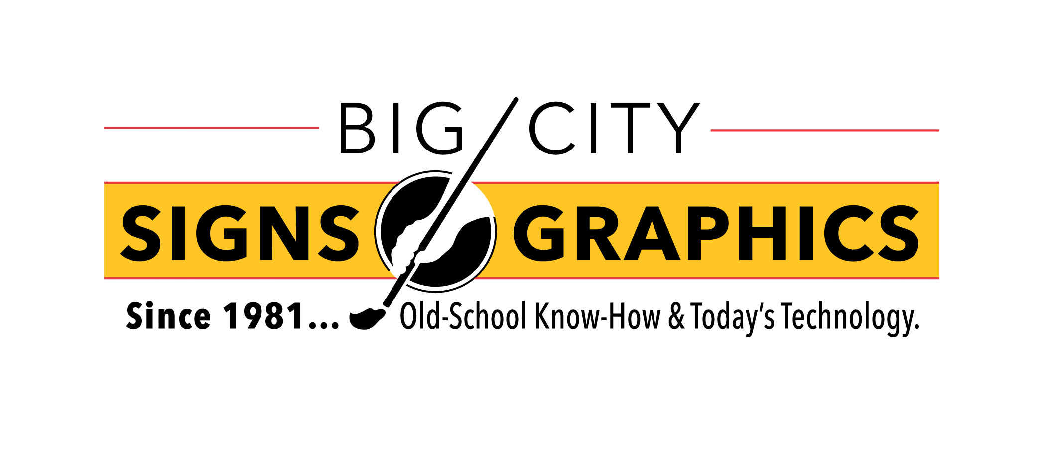Big City Signs | Graphics