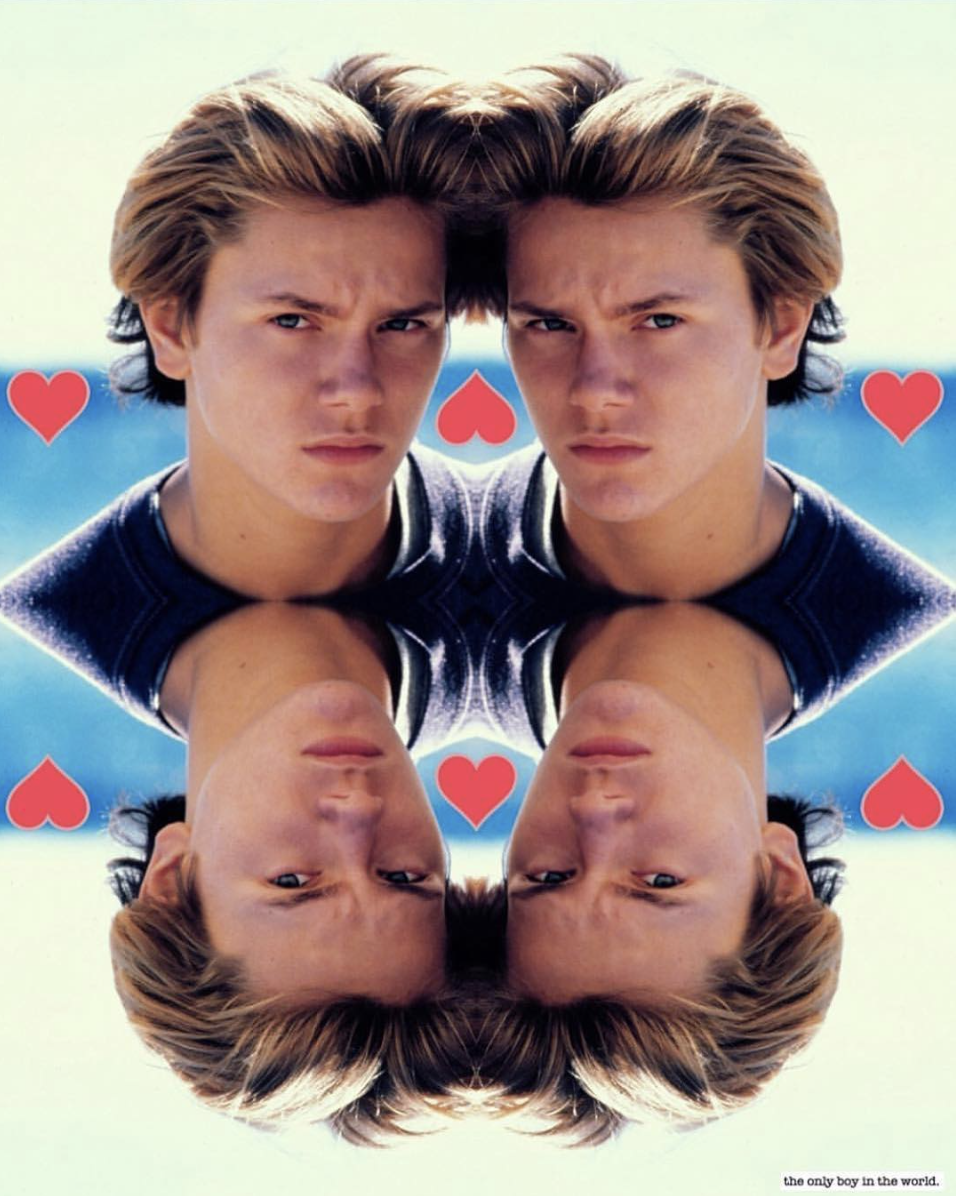 River Phoenix. The Only Boy in the World.