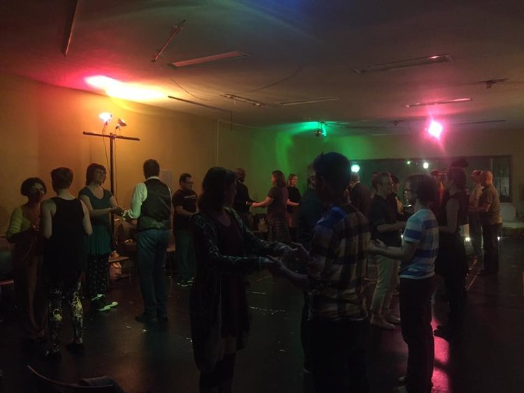 SWITCH: Chicago Queer Partner Dance Night - First monthly event October 2017