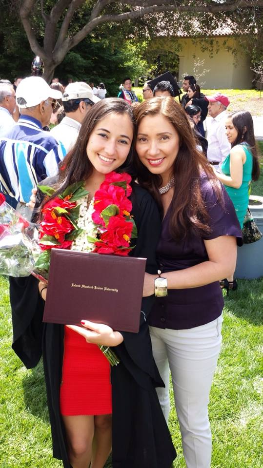 Marushka Raimere Hirshon & her mother, Elisabeth Leontieff-Hirshon