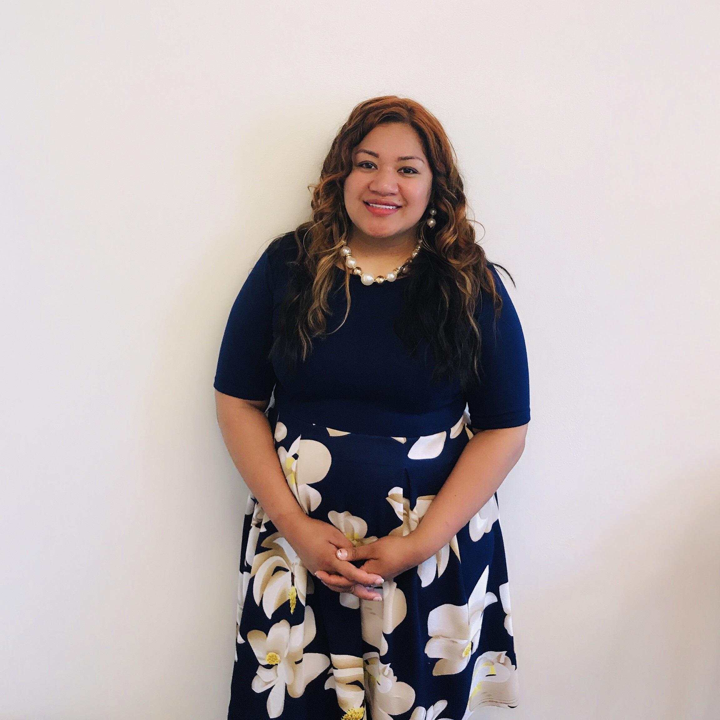 Tongan EdD Student and Gates Millennium Scholar, Anita Kiteau-Tuiaki.