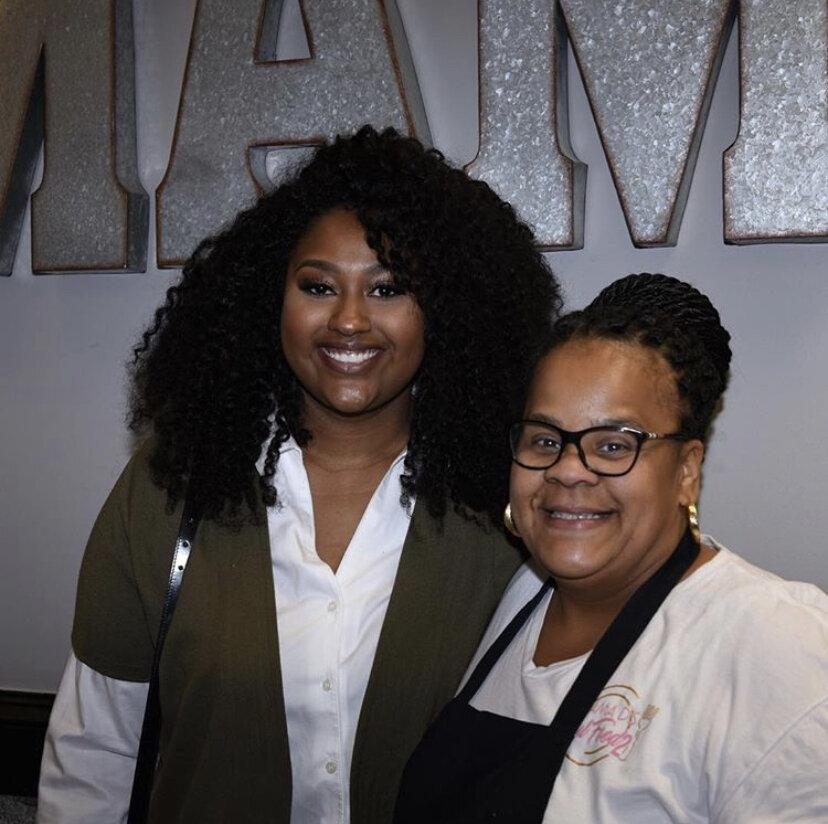Mothers Day with Jazmine Sullivan