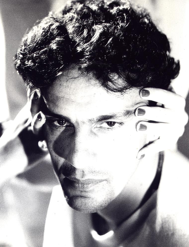 Caetano Veloso , 80x55cm 2/3 Coleção MAM Sp