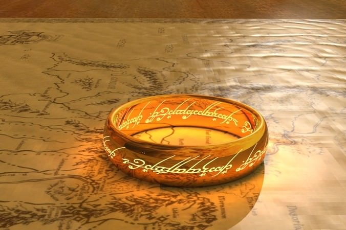 """The One Ring, not Sauron, is the chief villain of Tolkien's novel…"""