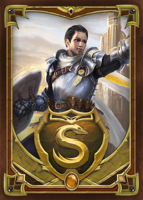 Amalric - Holy Knight