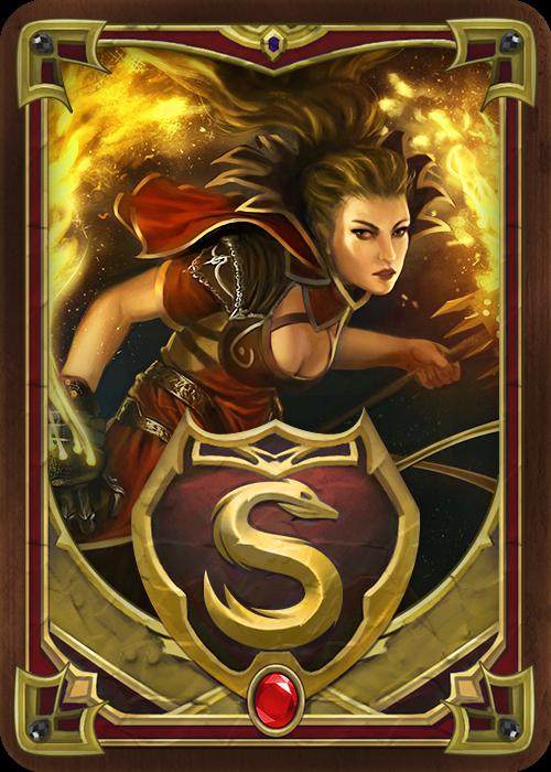 Fia - Dragon Daughter