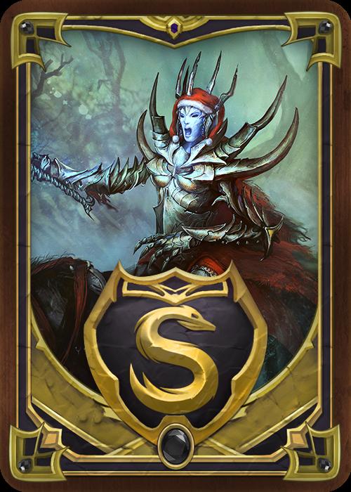Xiara - Sovereign of Souls