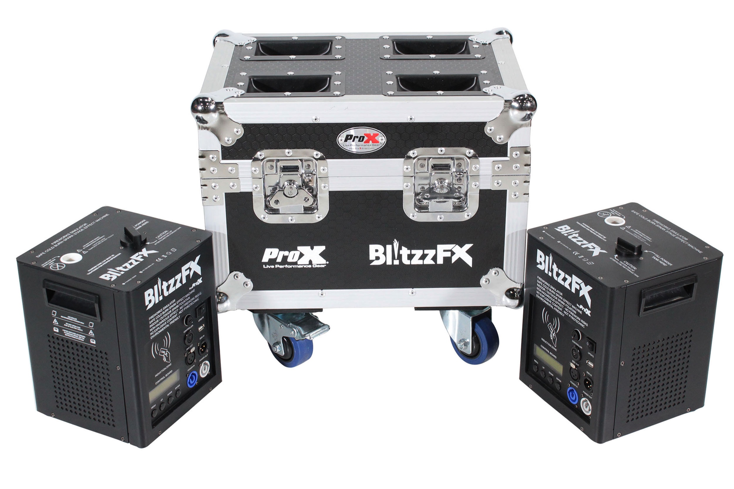 iDJnow - ProX Blitzz FX Cold Spark Machine