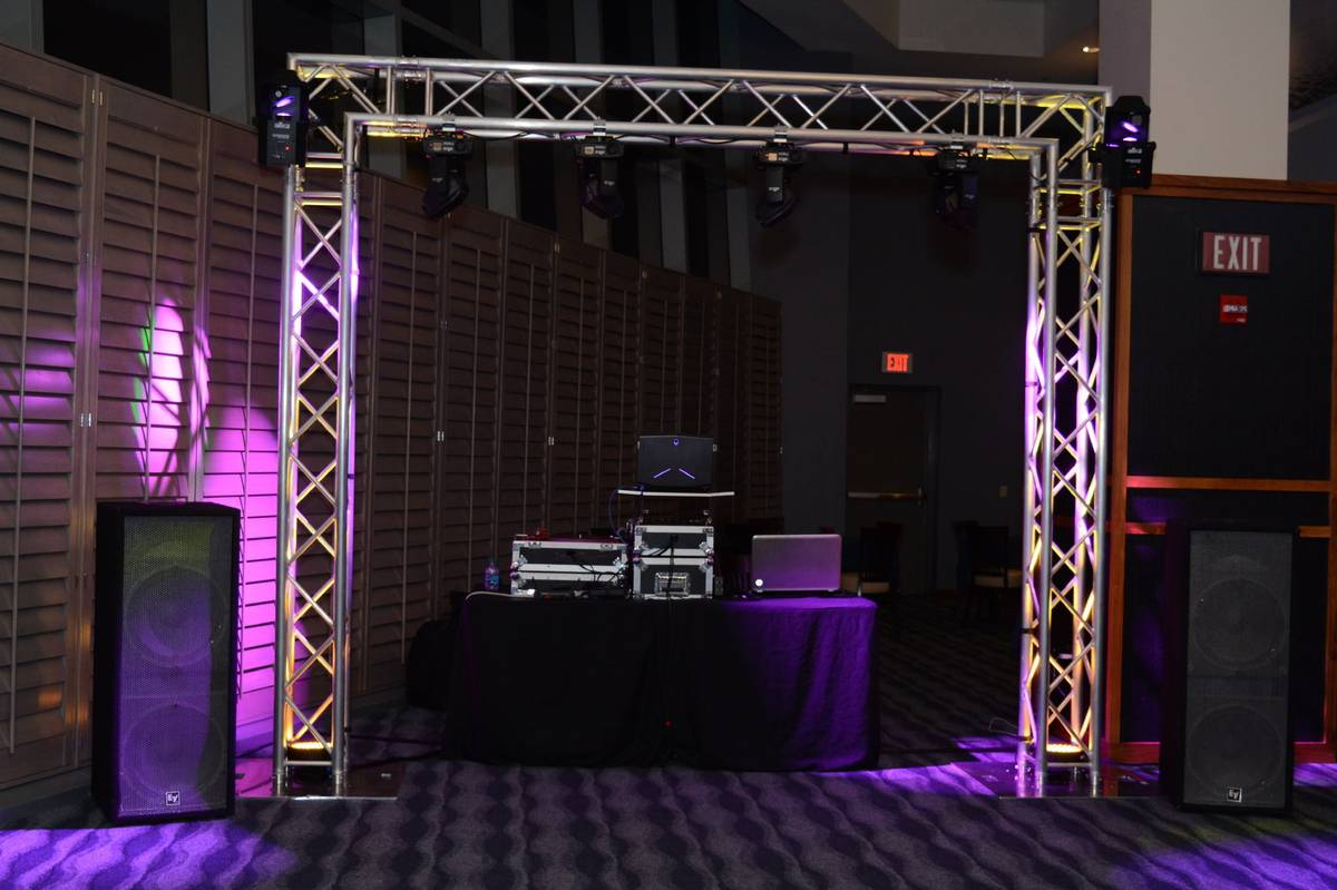 Small Homecoming Setup SRQ Prom  - Contact us for more options