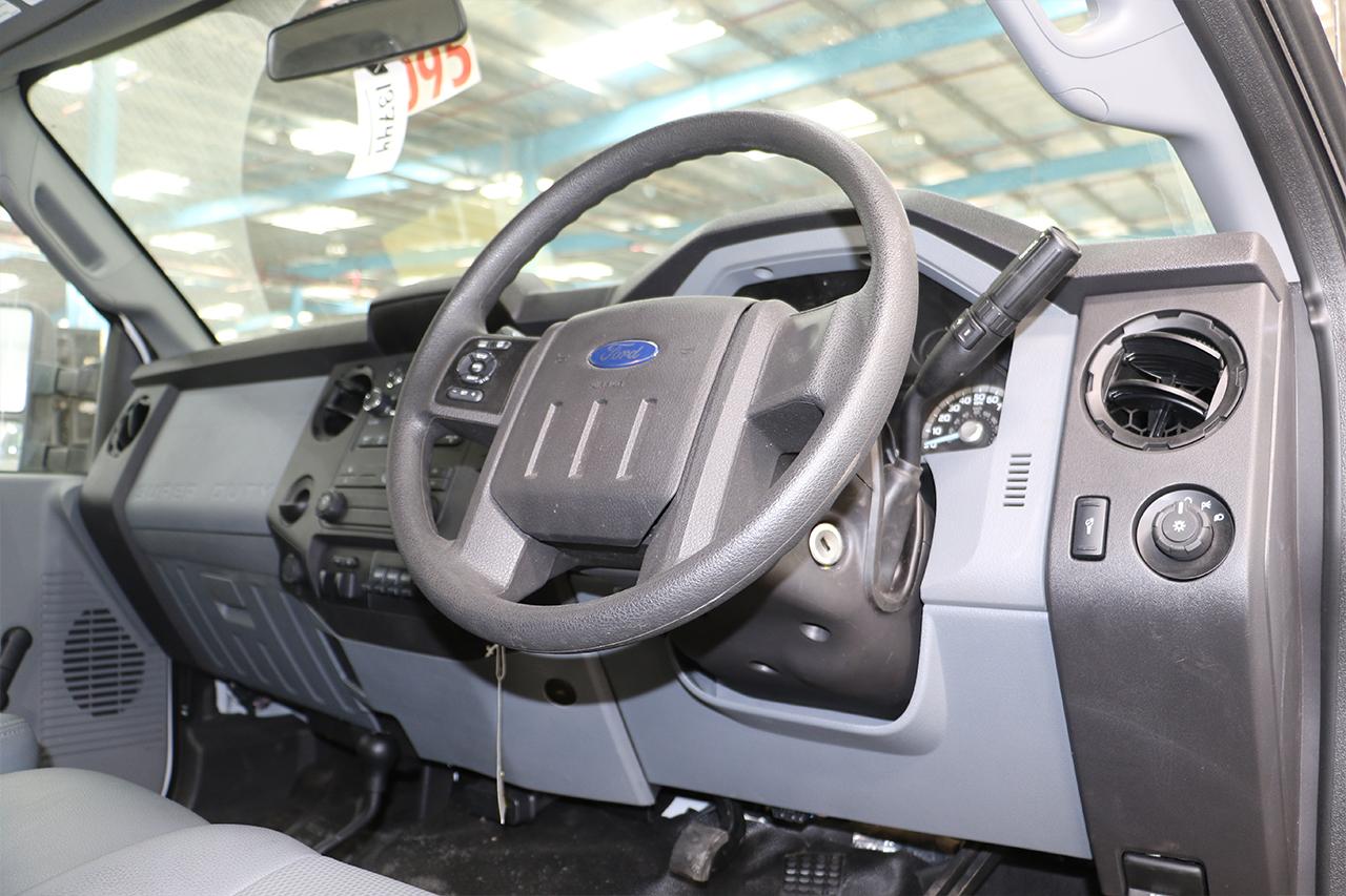 RHD Dash F550 F450