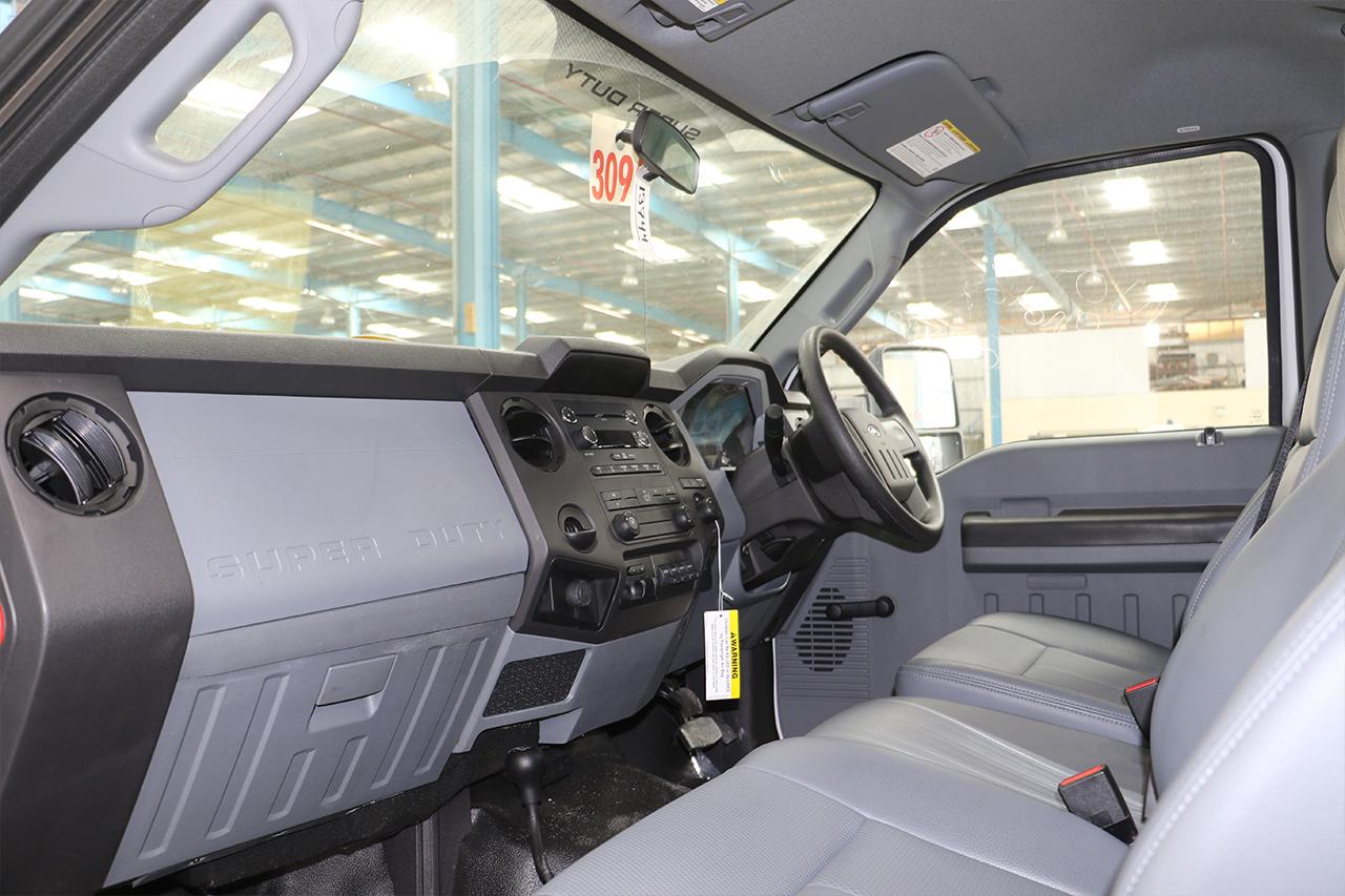 2016 F550 Right Hand Drive