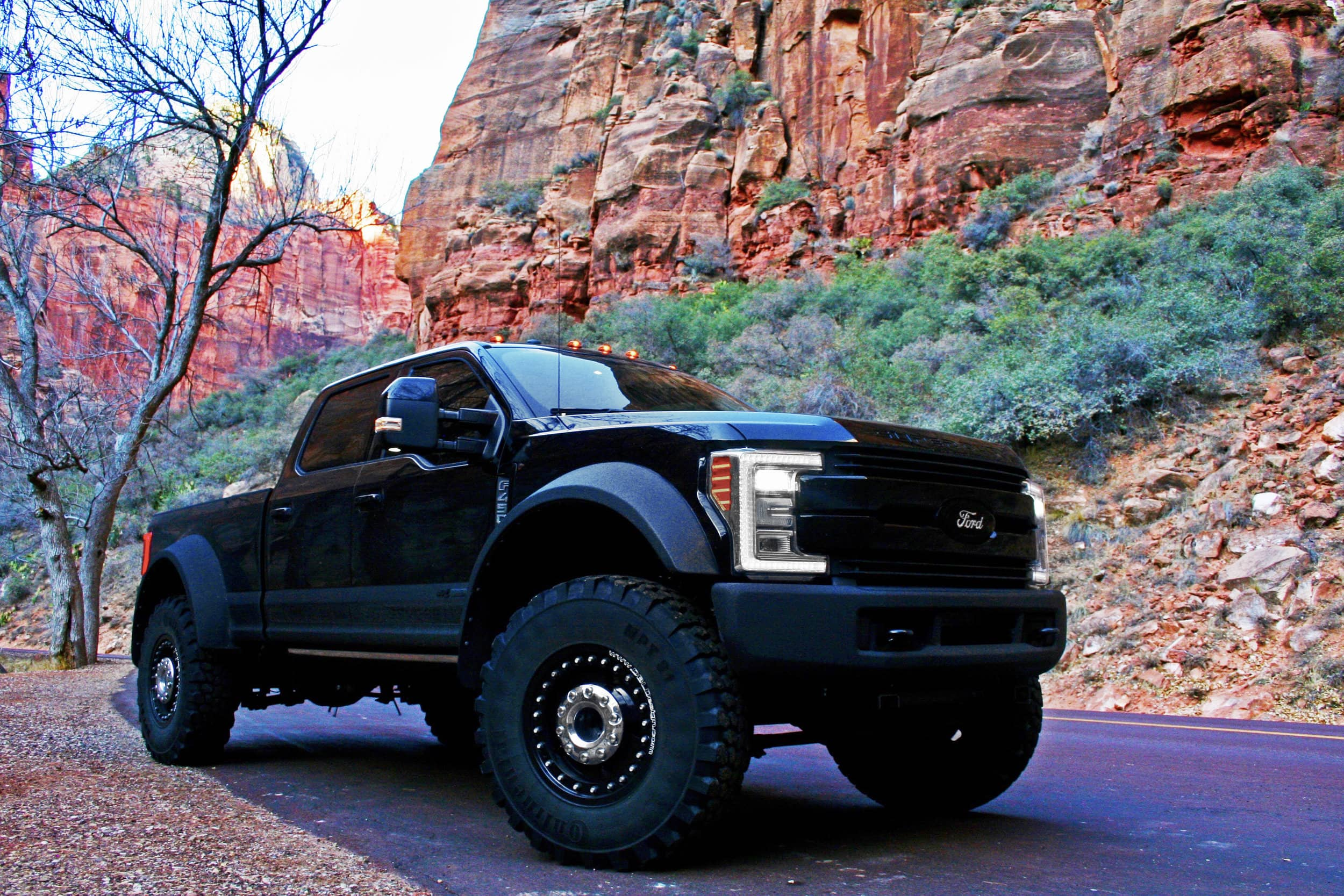 F450 Shortbed Pickup