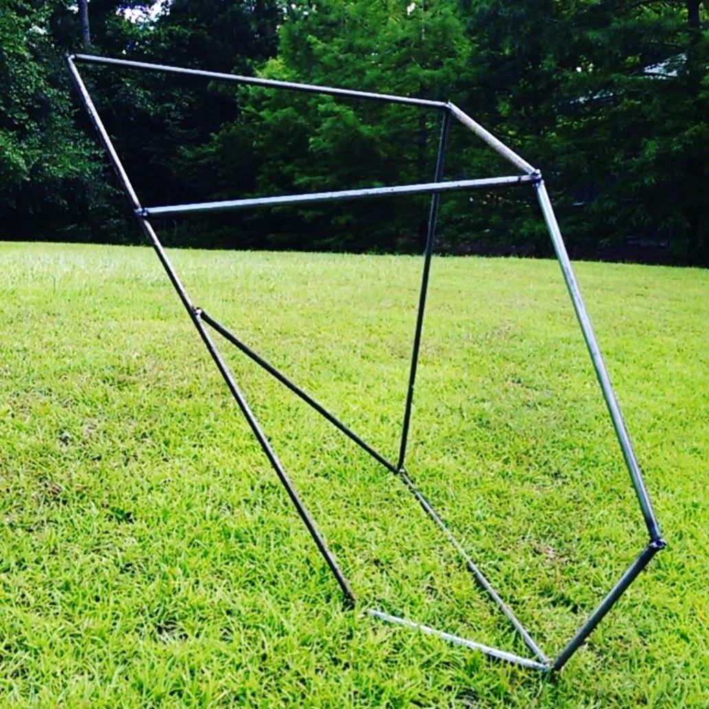 untitled, 2016 (welded steel)