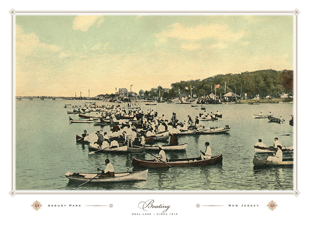 Boating-On-Deal-Lake-1910.jpg