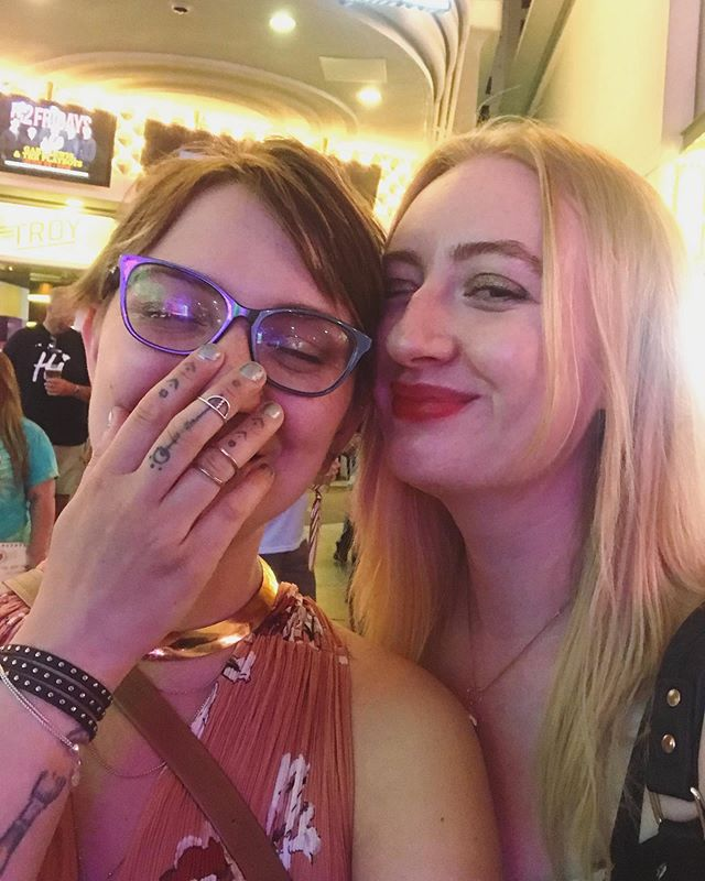 Viva Las Vegas Two Tinas forever ❤️❤️❤️
