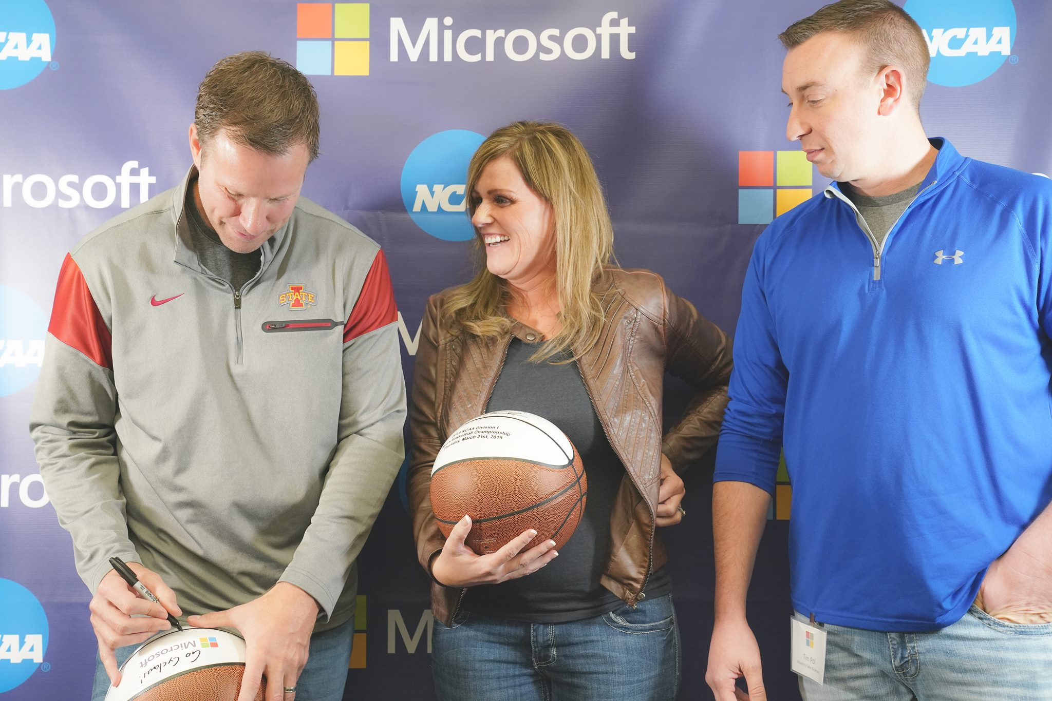 Corporate Event Photography Hosted by Microsoft and NCAA