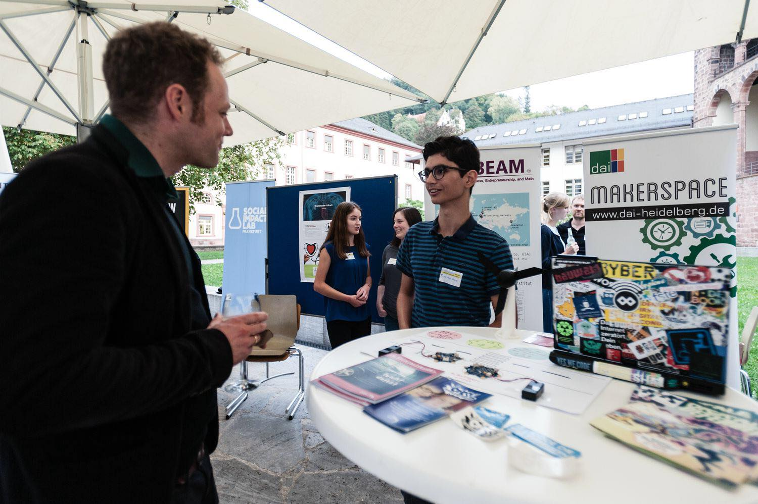 Our Impact - Worldwide, BEAM has brought influential curriculum and fantastic opportunities to numerous communities, schools, and companies. Projects that BEAM students complete help advance the efforts of companies, have a social impact, and teach students valuable communication and collaboration skills, as well as skills in data analysis, marketing, business strategy, and more. Scroll down to see our impact statistics and learn more.