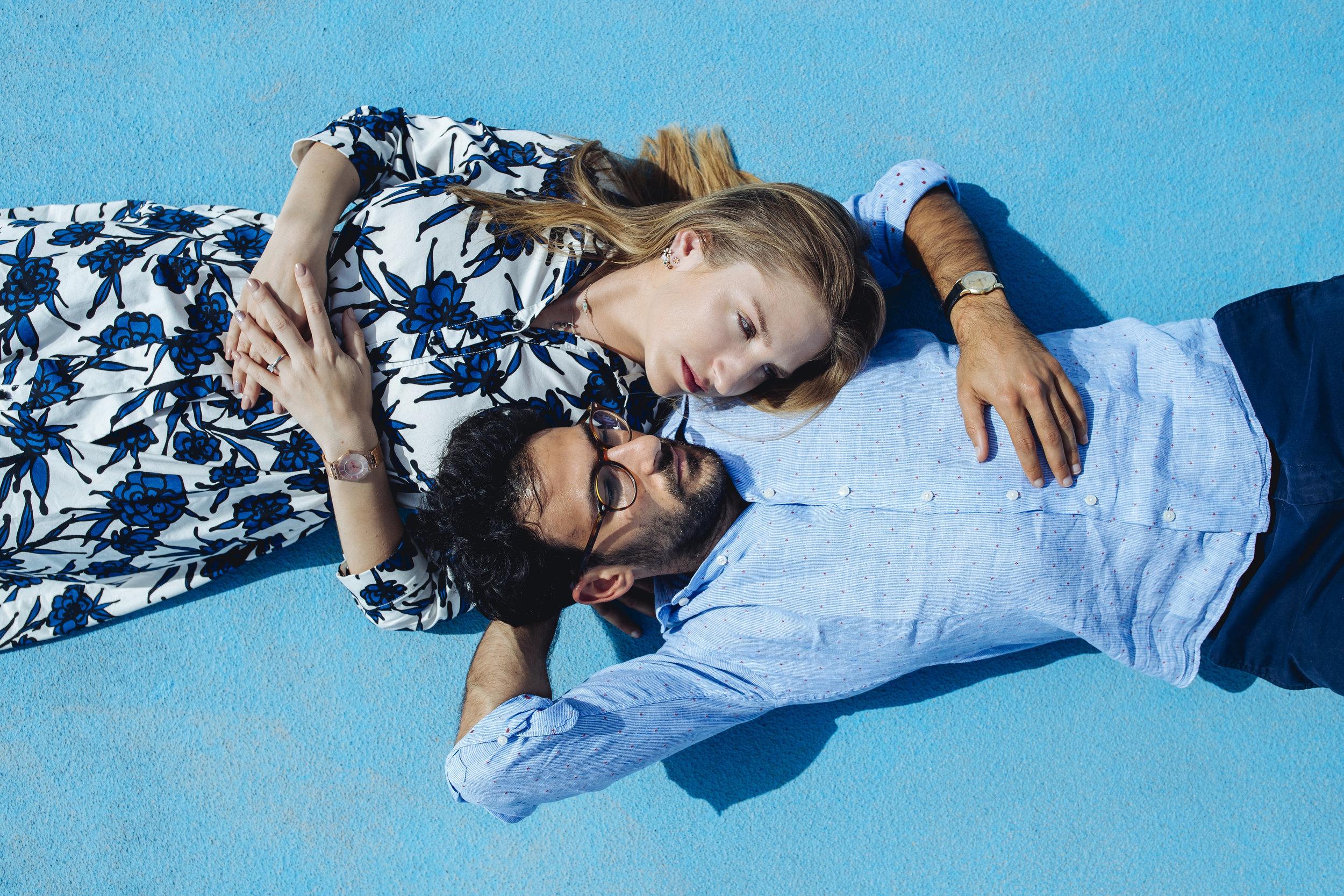 Cynthia &Tom