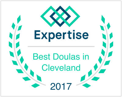 Expertise Awards CLEbaby Best Doulas in Cleveland for 2017