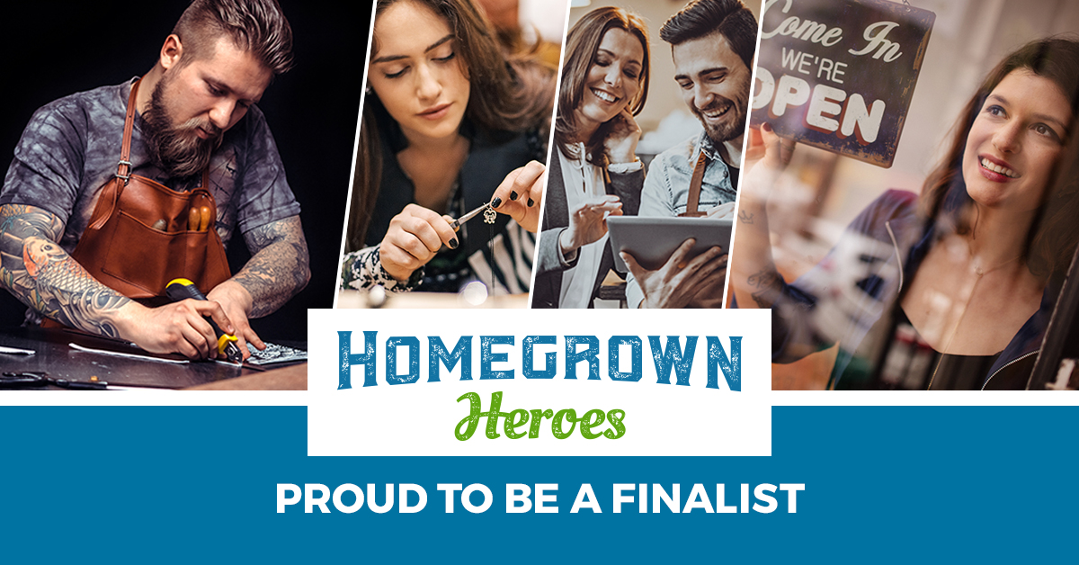 HomeGrown Hero Finalist Cleveland CLEbaby