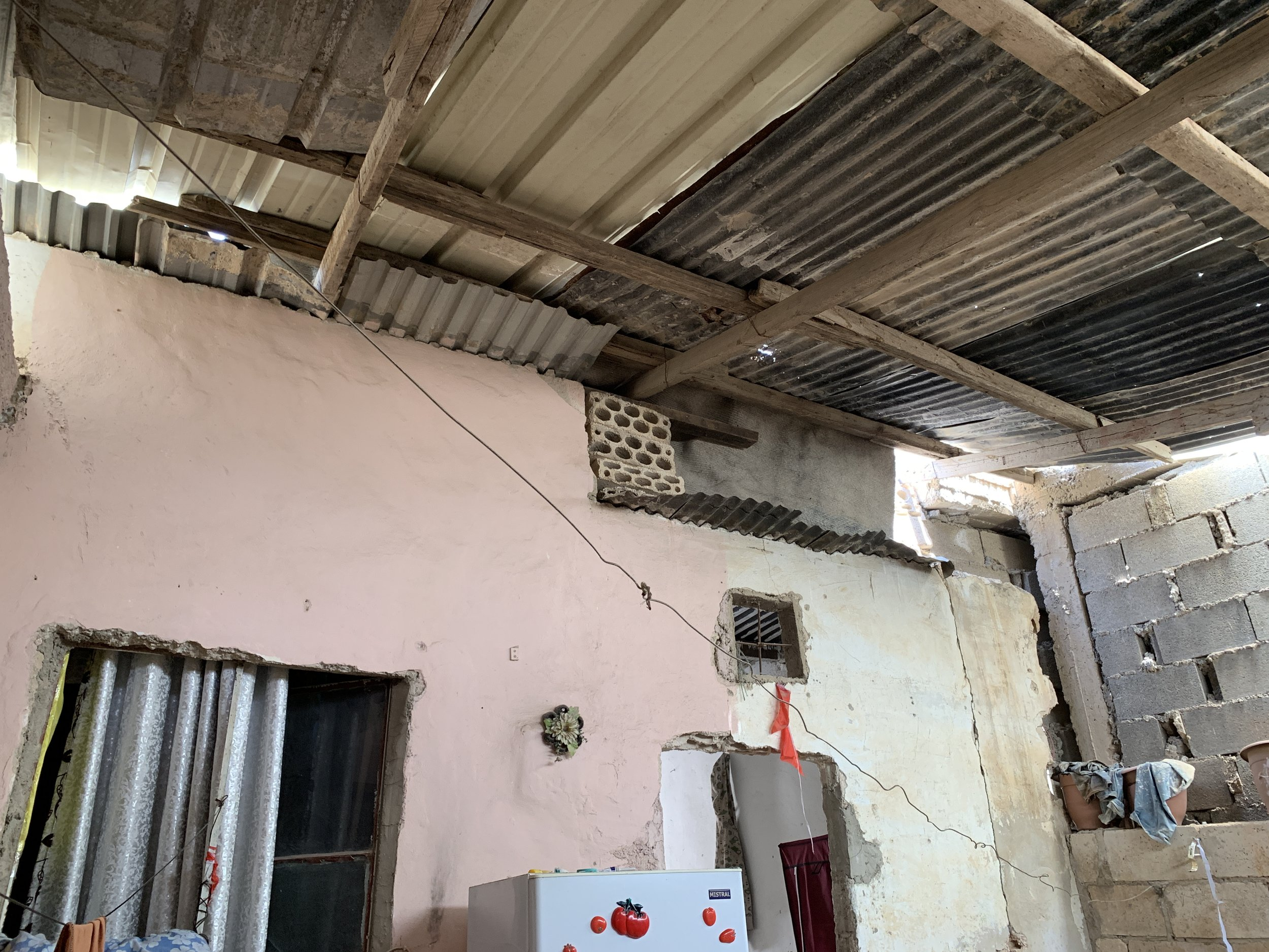 A roof over your head - We are on a mission to fix roofs for people in need across Jordan