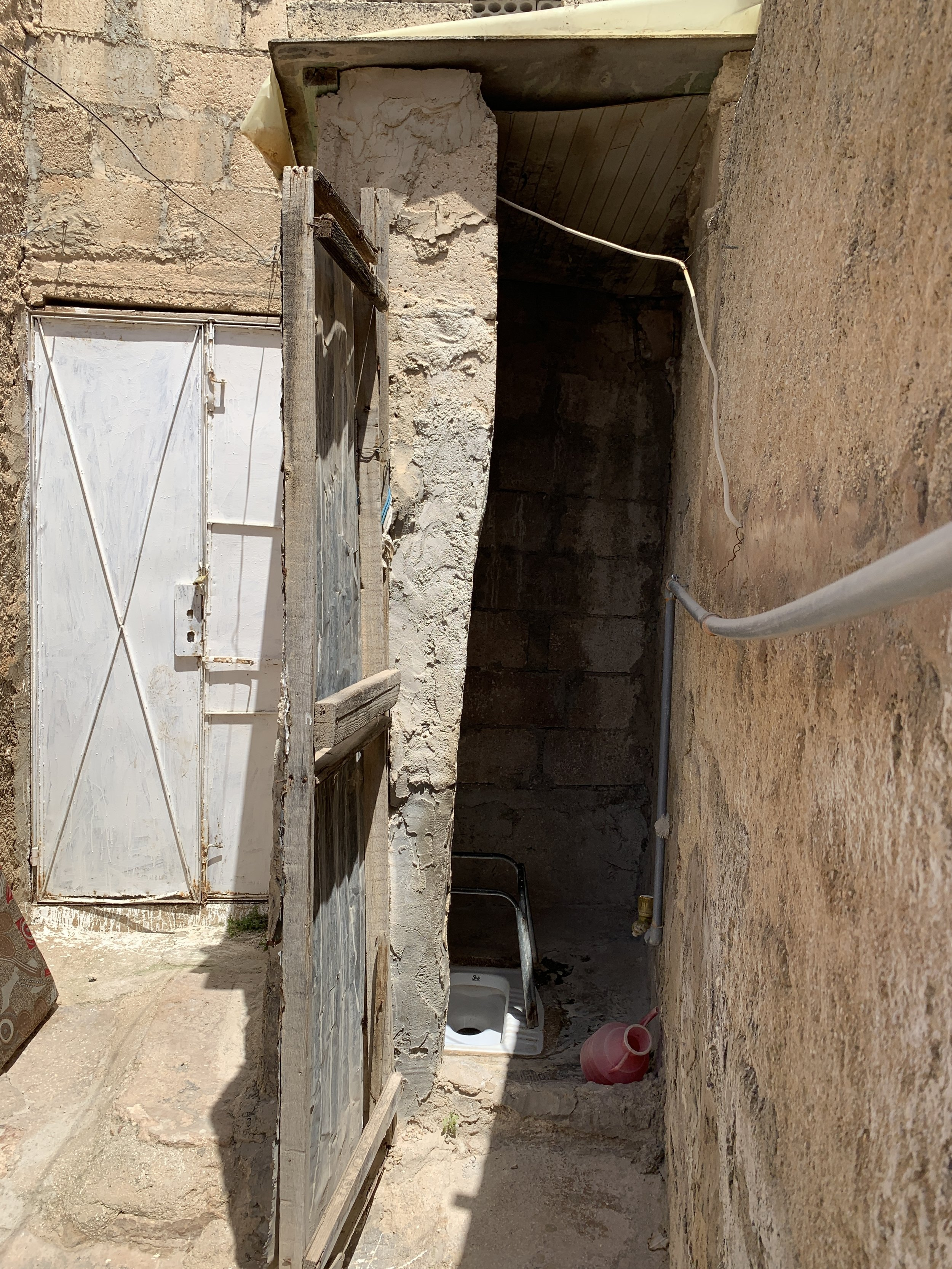 Renovating bathrooms - Helping families by fixing their basic needs