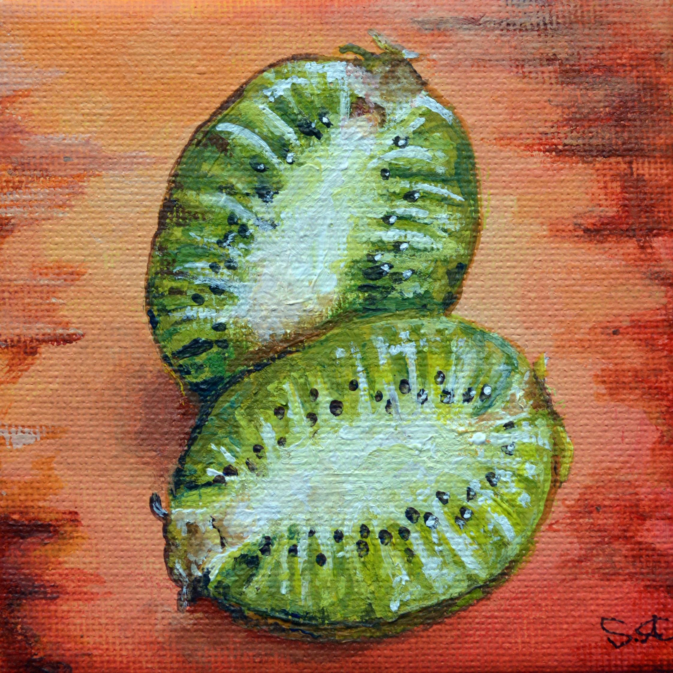 Summer Fruits: Kiwi