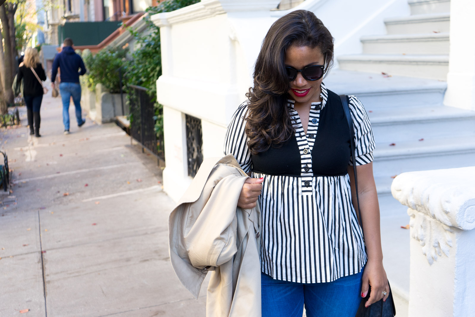 DVF-stripped-shirt-zara-jeans-ASOS-Trench-Coat-Steve-Madden-Handbag-Saks-Off-5th-24-1.jpg