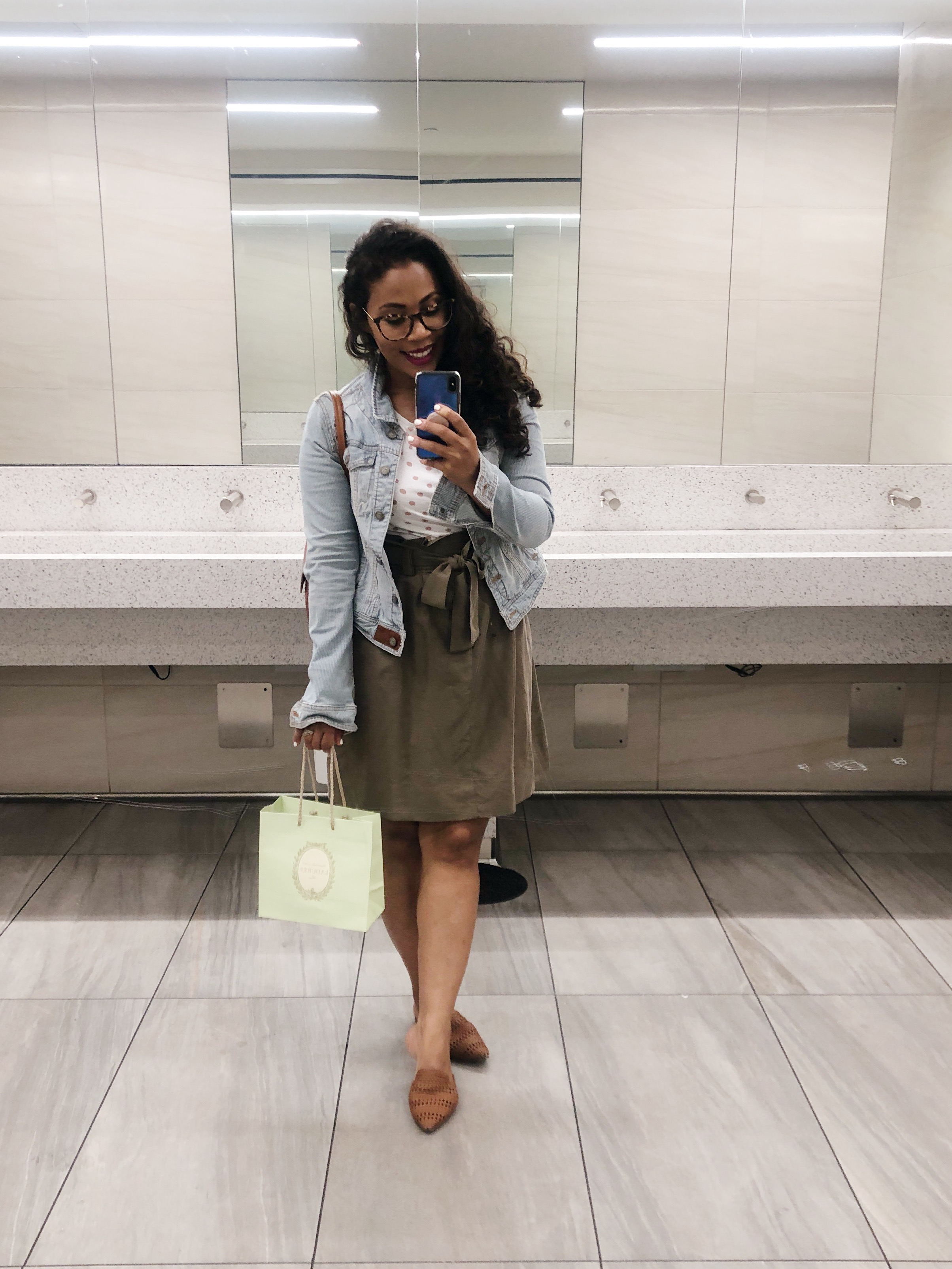 paper bag waist skirt- target.JPG