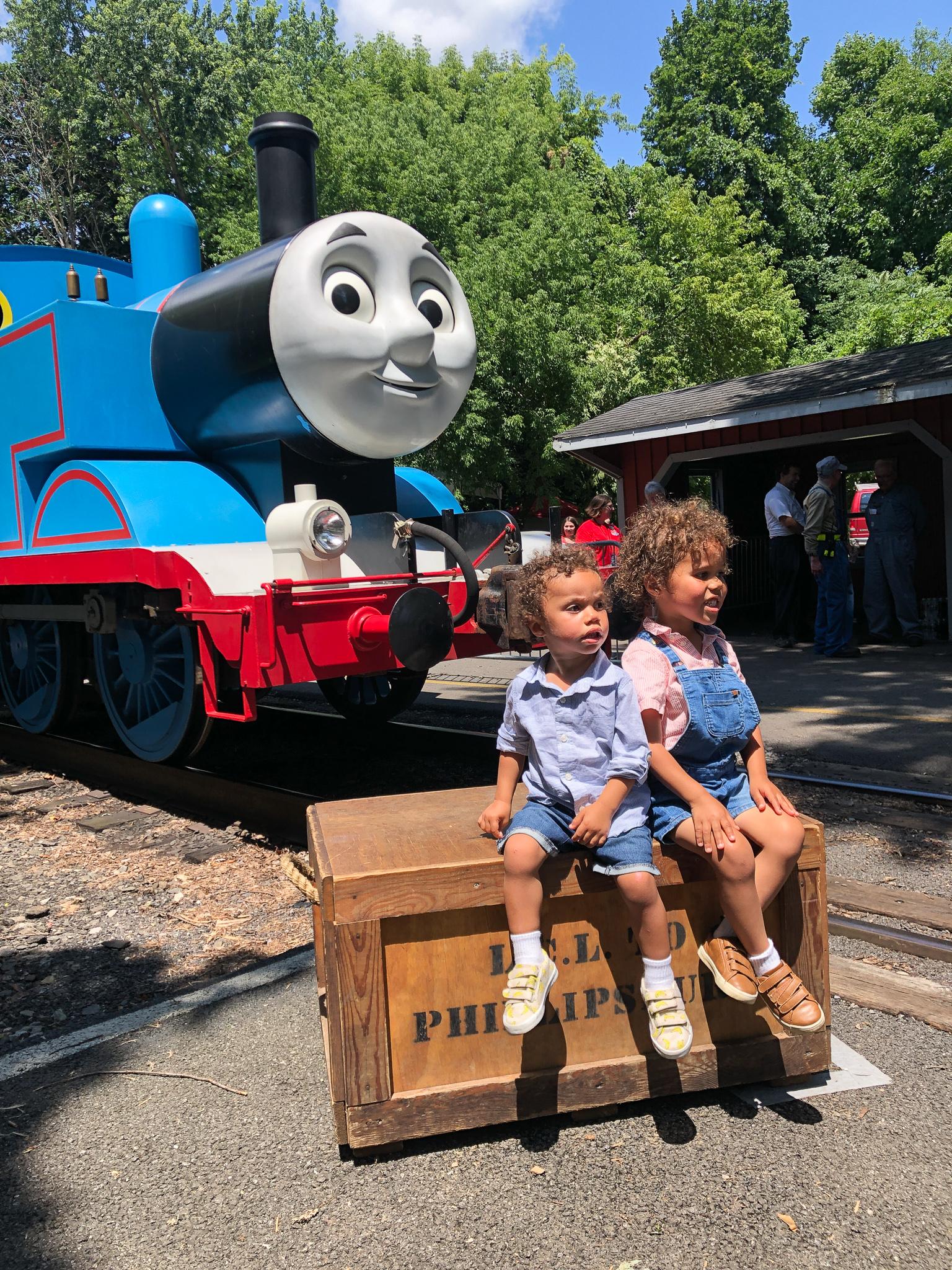 Thomas the Train, a day with Thomas, Delaware River Railroad  13.jpg