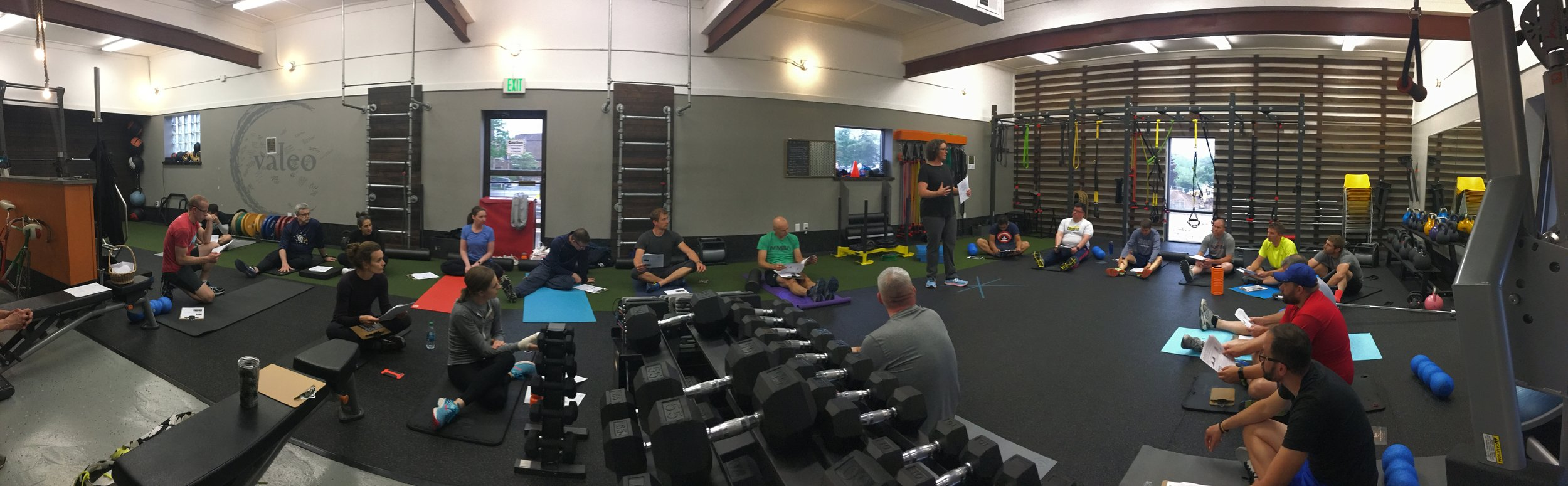 MOBILITY AND FUNCTIONAL MOVEMENT ENHANCEMENT WORKSHOPS AND INSTRUCTION
