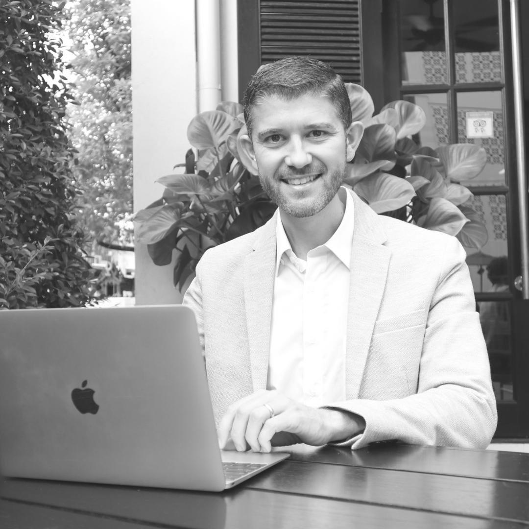 Ignite Max Keeling Singapore Expat Financial Advisor