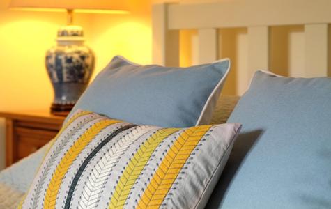 Soft comfy cushions